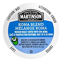 Martinson Coffee, Kona Blend, 24 Single Serve RealCups