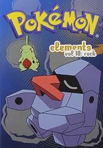 Pokemon Elements Vol. 10 (Rock)