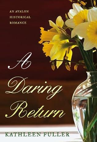book cover of A Daring Return