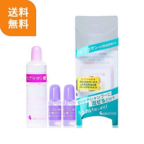 (English Manual) Japan Health and Beauty - Aloe, Inc. Hyaluronic Acid 80ml...