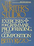 The Writer's Studio : Exercises for Grammar, Proofreading and Composition, Rizzo, Betty, 0060454261