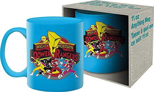 Aquarius 47138 Power Rangers ceramic mug Medium multicolor ()