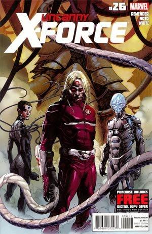 Uncanny X-Force #26 ebook