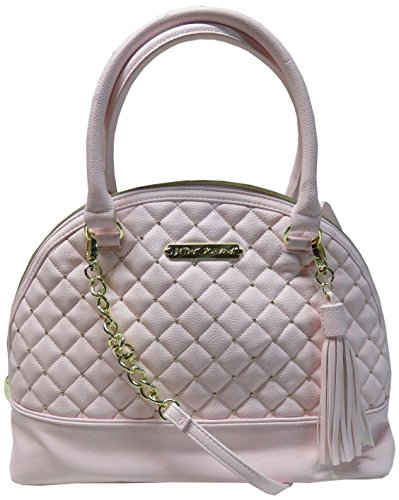 Johnson Hobo Betsey (Betsey Johnson Dome Satchel Blush)