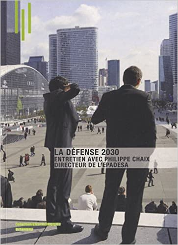Livres gratuits La défense 2030 - Entretien avec Philippe Chaix Directeur de l'EPADESA pdf ebook