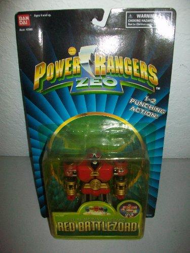 power rangers zeo megazord - 6