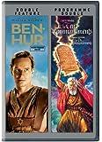 Ben Hur/ Ten Commandments DVD DBFE (Bilingual)
