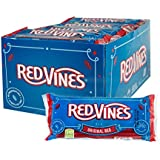 Red Vines Original Red Licorice Bars 2.5oz Bag (Pack of 24)