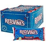 Red Vines Original Red Licorice Bars, 2.5oz Bag (24 Pack)