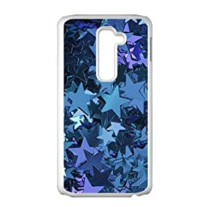 Blue little star Phone Case for LG G2