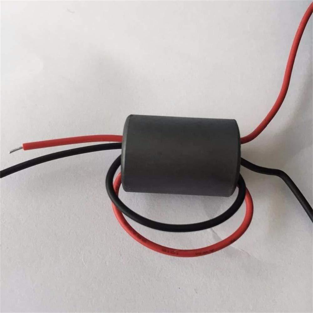 Maslin Inner 5mm 0.2''Cable Wires Noise Cancel ferrite core 9.5X12.7X5mm EMI Filter ferrite Ring RF Choke ferrite Bead,100pcs/lot