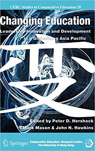 Amazon.com: Changing Education: Leadership, Innovation and ...