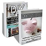 DIY Household BOX SET 2 In 1: 50 Household Hacks + 20 DIY Projects For Your Home: (DIY Household Hacks, DIY Projects, DIY Crafts, Interior Design, Decorate ... DIY projects, DIY household hacks, Recycle)