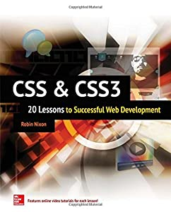 CSS & CSS3: 20 Lessons to Successful Web Development