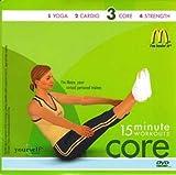 McDonald's 15 Minute Core Workouts DVD