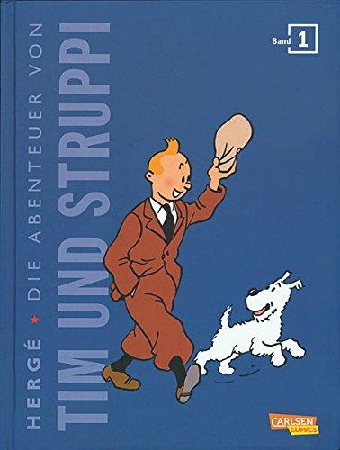 Tim und Struppi Kompaktausgabe 1 Gebundenes Buch – 3. September 2013 Hergé Carlsen 3551738998 empfohlenes Alter: ab 8 Jahre