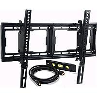 VideoSecu Tilt TV Wall Mount Bracket for LG 65 65SJ850A 65UH7650 65UH6150 OLED65C7P 65UJ6300 65UJ6200 OLED65B6P OLED55B6P 55 55UH7650 55UH6090 55UH6150 55UJ6200 55UJ6300 OLED55C7P 55UH7700 TV BBM