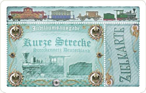 Asmodee - 851761 851761 851761 - Jeu - Les Aventuriers Du Rail Allemagne | De Première Qualité  aa7e5c