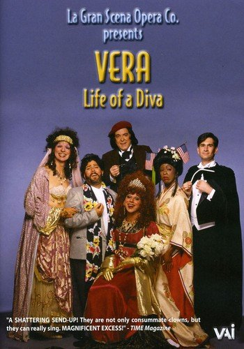 DVD : Ira Siff - Vera: Life Of A Diva (DVD)