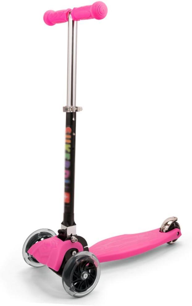 子供のスクーター18歳から10歳の3つのラウンドベビースレッドの折り畳み式リフト (色 : 2#) 2#