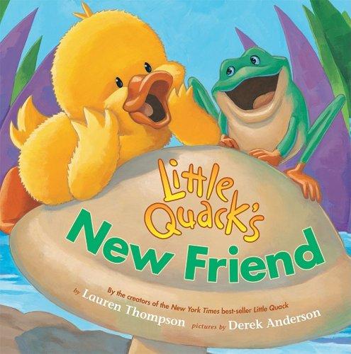 Little Quack's New Friend pdf