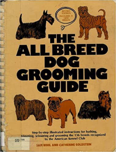 The All Breed Dog Grooming Guide Amazon Co Uk Sam Kohl Catherine