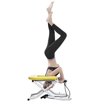 Amazon.com: Banco de inversión para yoga de Doufit, IT-02 ...