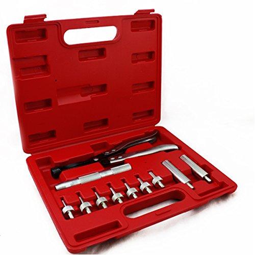 HG® 11tlg Pince GMS de Valve/outil de montage Valve Tige Joint Montage Démontage outil à tige Bague d'étanchéité spécial Jeu d'outils