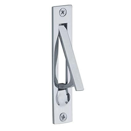 Baldwin 0465.260 Edge Pull, Chrome