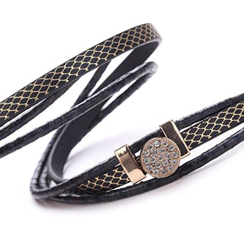 BEUU Hot Sale Fashion Women Multilayer Handmade Wristband