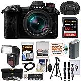 Panasonic Lumix DC-G9 4K Wi-Fi Digital Camera & 12-60mm f/2.8-4.0 Lens...
