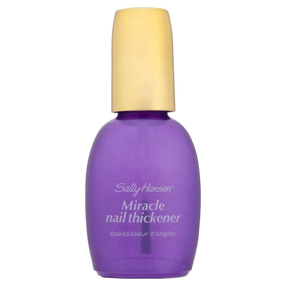 Sally Hansen Miracle Nail Thickener, 13.3 ml, Packaging May Vary ...