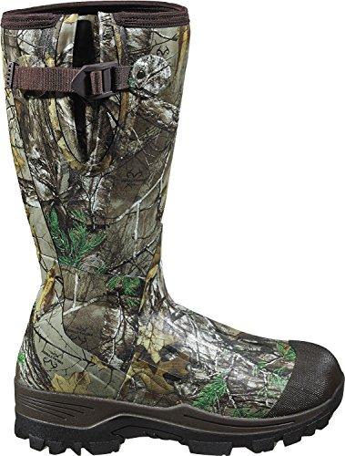 Field & Stream Mens Swamptracker Realtree Xtra Waterproof 1000g Rubber Hunting Boots Realtree Xtra x8O5P