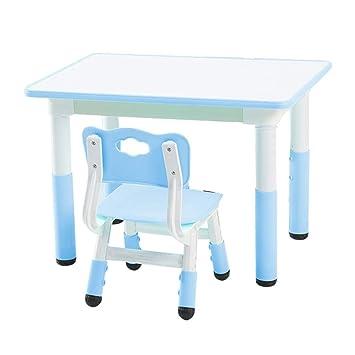 Table & Chair Sets Mesa de Estudio para niños, Mesa de Estudio ...