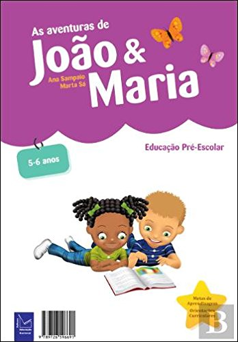Read Online As Aventuras de João & Maria 5-6 anos (Portuguese Edition) pdf epub