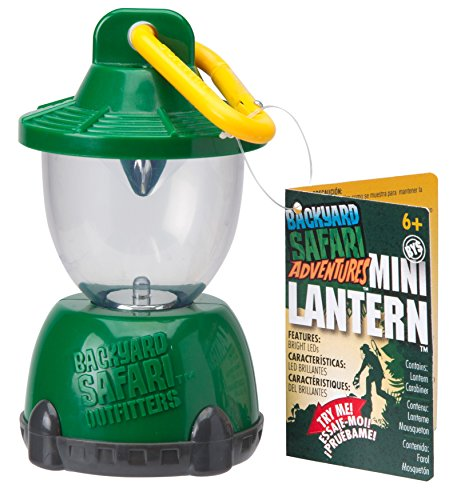 Backyard Safari Mini Lantern