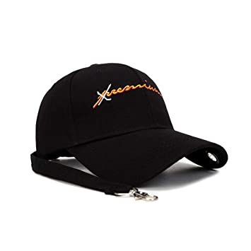 Kecqam Unisex Primavera Verano Otoño Gorra de béisbol Hip Hop ...
