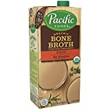 Pacific Foods Organic Beef Bone Broth, 32oz