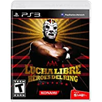 Lucha Libre AAA: Heroes de Ring - PlayStation 3 - Standard Edition