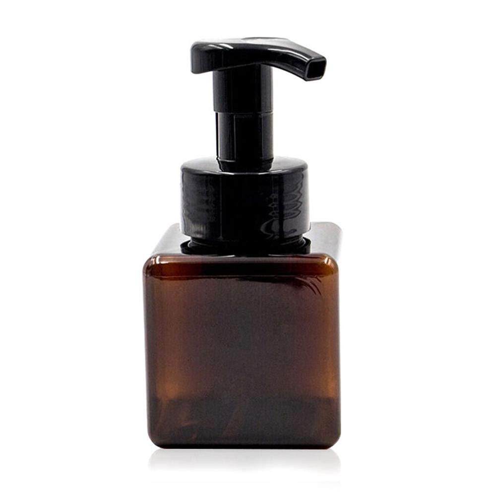 Foam Pump Bottle, Foonee Foaming Soap Pump Foaming Hand Soap Dispenser, Foam Dispenser Bottle for Kitchen/Bathroom/Travel (250ml)