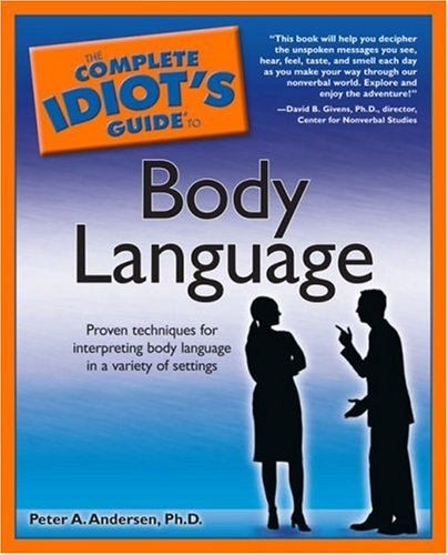 The Complete Idiot's Guide to Body Language pdf