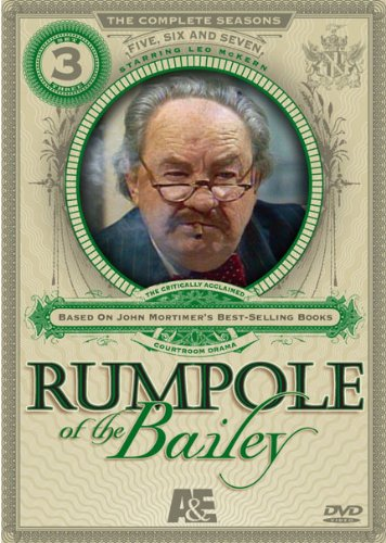 Rumpole of the Bailey, Set 3 - The Complete Seasons 5, 6 & 7