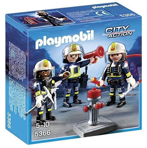 PLAYMOBIL. Fire Rescue Crew Bundled Rescue Ladder Unit ()