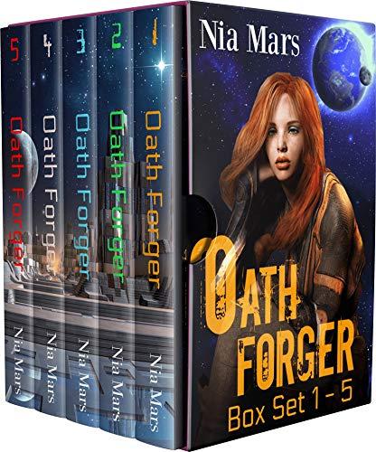 Oath Forger, Box Set 1-5: A Reverse Harem Sci-fi Romance