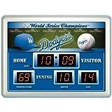 MLB LA Dodgers Scoreboard