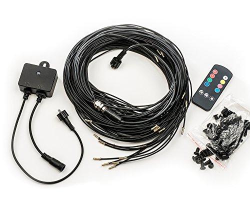 Fiber Optic Outdoor Lighting Kits - 2
