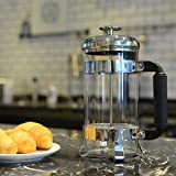 Coffee Press, TOP-MAX French Press Coffee Maker