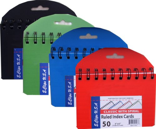 Index Cards Case Pack 60 by DDI