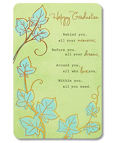 American Greetings Happy Graduation Graduation Card with Foil