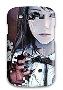 Galaxy S3 Case, Premium Protective Case With Awesome Look - Dark Demons